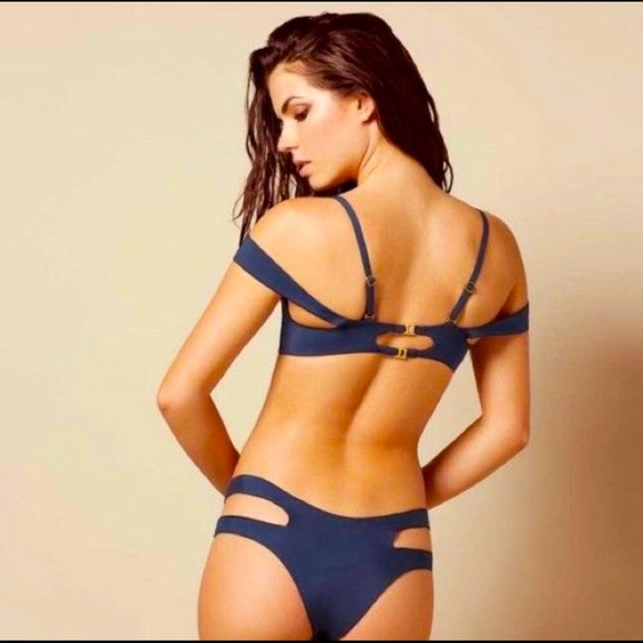 Agent provocateur Pia Navy bikini